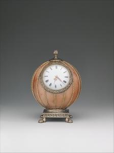 faberge clock 1